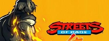 Guía Streets of Rage 4: cómo acceder a los niveles Retro