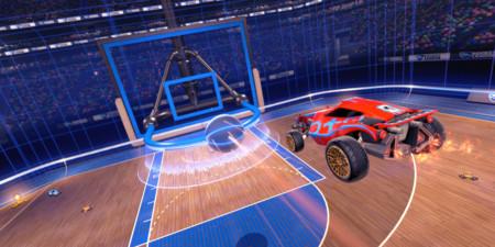 El nuevo tráiler de Rocket League confirma la fecha y cómo encestar en su modo Hoops