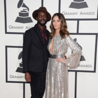 Nicole Trunfio Grammy 2014