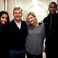 Continúa la renovación de 'Doctor Who' con el anuncio de tres nuevos companions