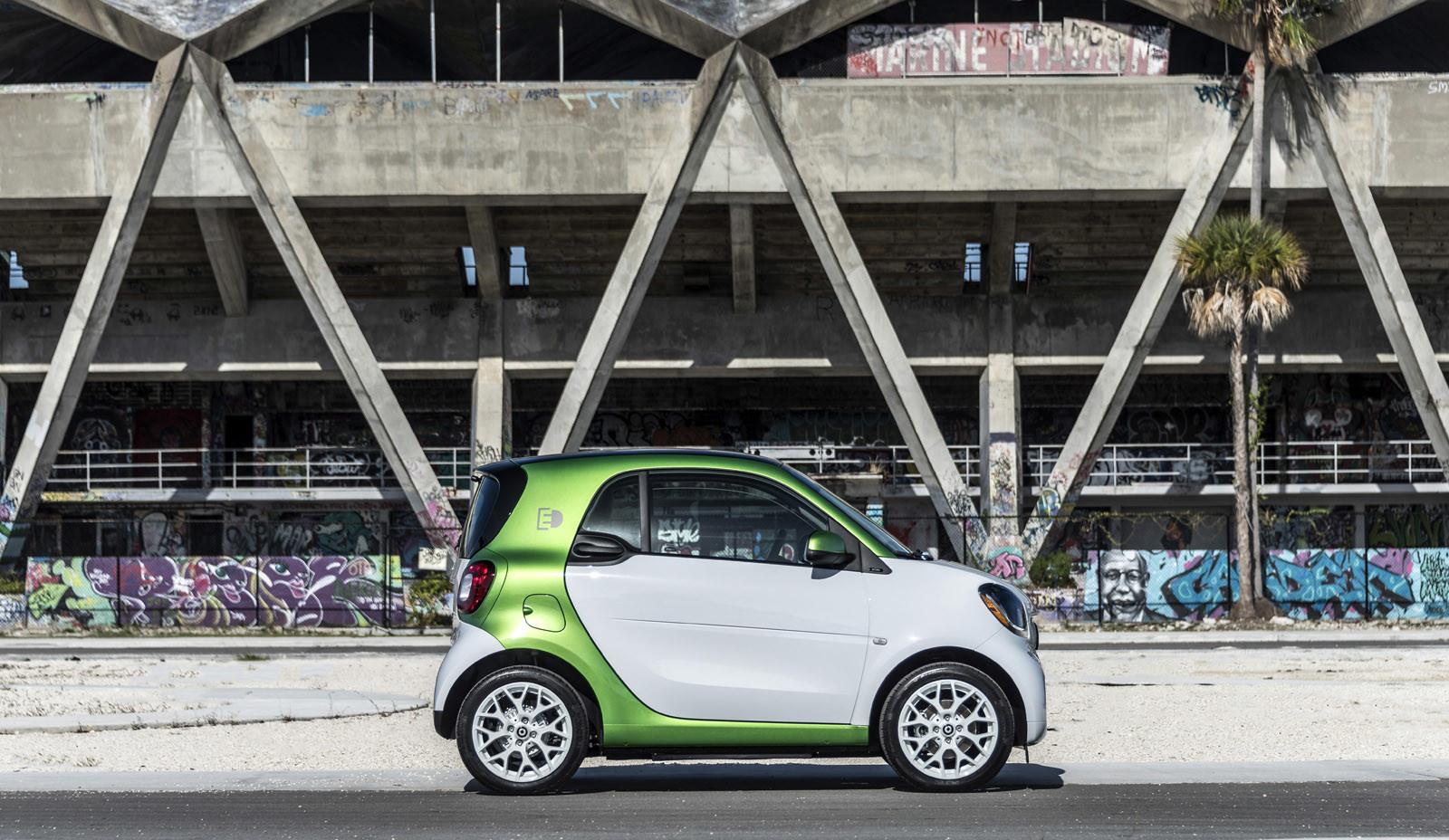 Foto de smart fortwo Electric Drive, toma de contacto (132/313)