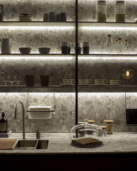 Inspiración para la cocina; 11 cocinas con encimeras grises, el color que triunfa esta temporada