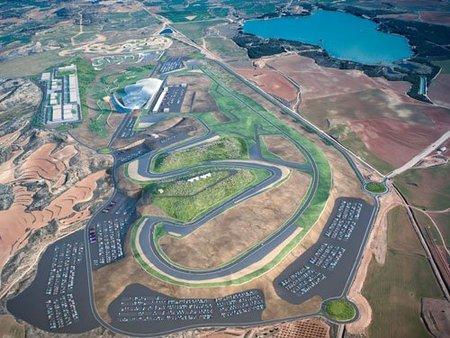 Motorland Aragón se hace con la prueba española de Superbikes desde el 2011