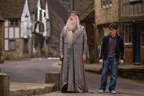 Foto de 'Harry Potter y el misterio del príncipe', nuevas fotos para calmar a los fans (1/8)