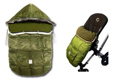 Saco de dormir de diseño, especial para el carrito del bebé