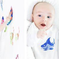 Ropa que cambia de color cuando el bebé tiene fiebre