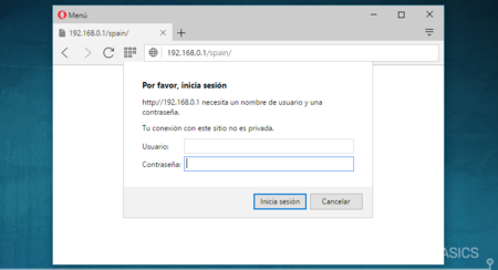 Sesion Router