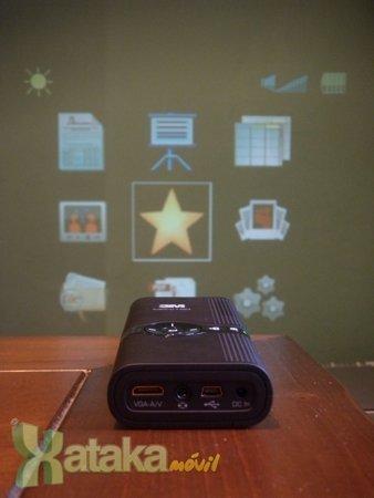 Microproyector 3M MPro150: análisis a fondo (y II)