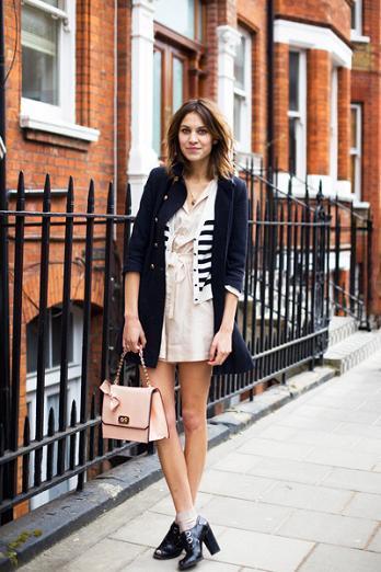 Los 10 mejores looks de calle en la Semana de la moda de Londres