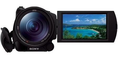 Sony Handycam Fdr Ax100e 2