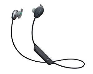 Auriculares Sony WI-SP600NB
