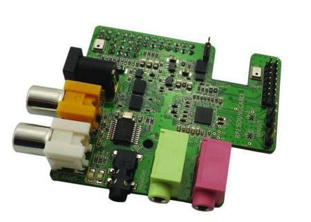 Las Raspberry Pi ya tienen sus propias tarjetas de sonido