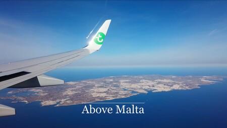 Sobrevolando Malta. Vídeos inspiradores