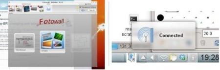 Imágenes de las transparencias que traerá KDE SC 4.5