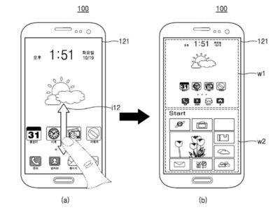 Android y Windows conviviendo en un mismo smartphone según esta patente de Samsung