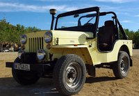 Jeep Viasa CJ-3B, retroprueba