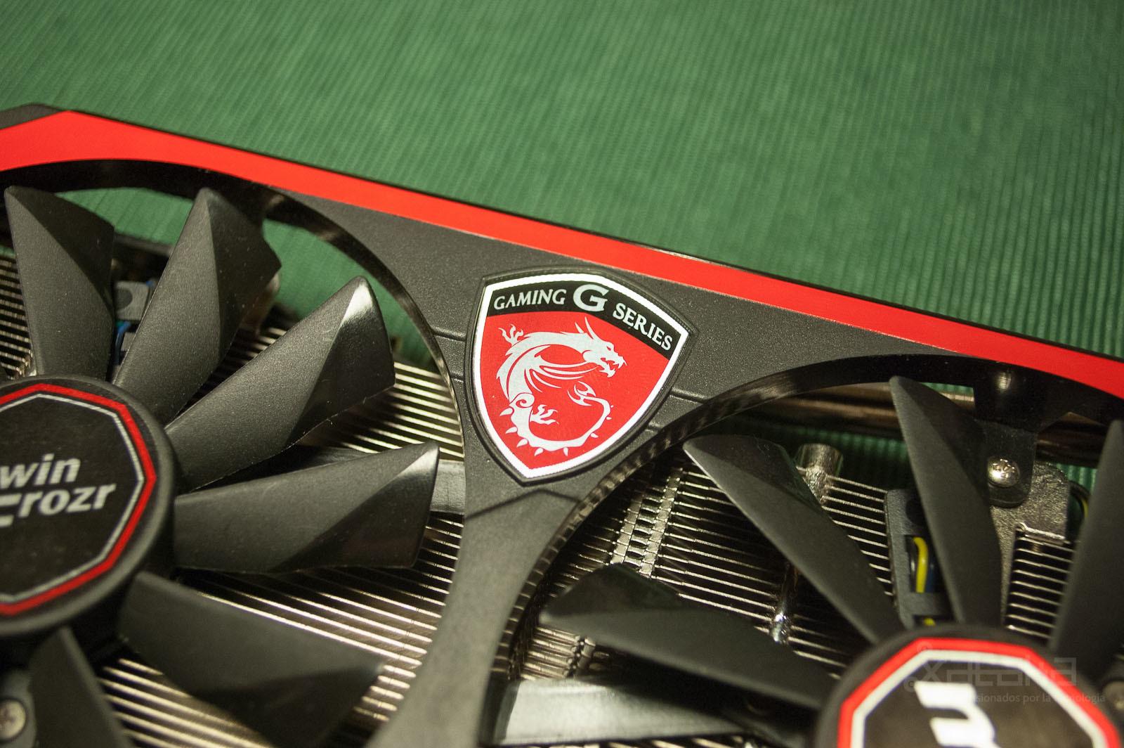 Foto de MSI NVidia GeForce GTX 770 (8/9)