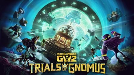 Pruebas de Gnomus es la nueva actualización gratuita de Plants vs. Zombies: Garden Warfare 2