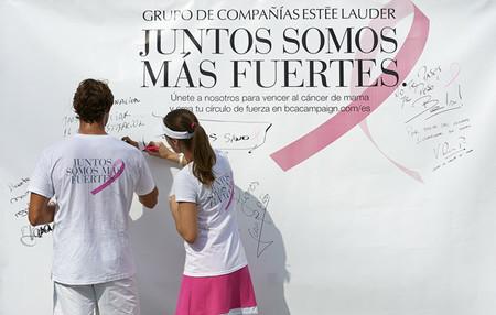 ¡Juntos somos más fuertes!, el claim solidario del Valencia Open 500 World Tour