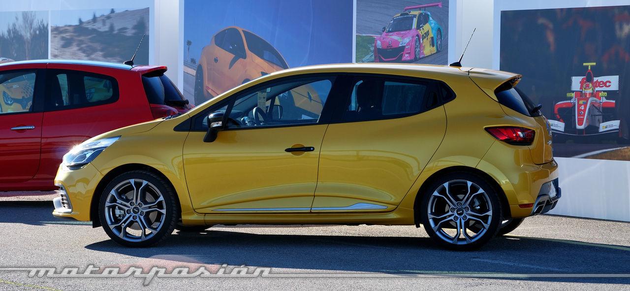 Foto de Renault Clio RS 200 EDC (presentación) (6/49)