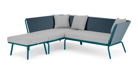chaise loung exterior