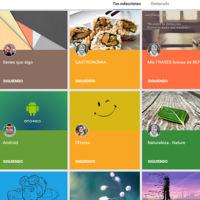 ¿Cómo son las nuevas collecciones de Google+? Primeras impresiones