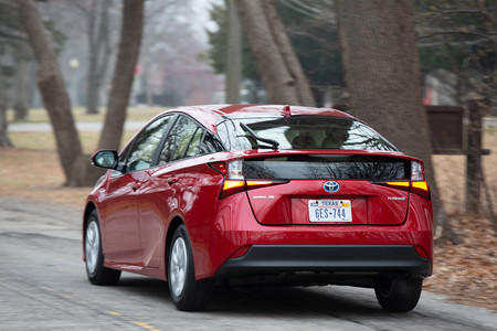 Toyota Prius 2019 5