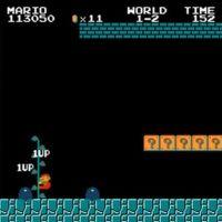 Treinta años después, descubren un glitch en el Super Mario Bros. de NES que otorga vidas infinitas