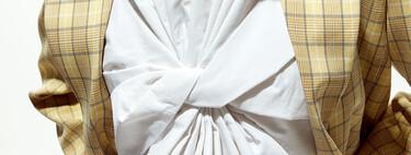 Estos son los nuevos tops con lazada de Sfera que prometen añadir originalidad a los looks de verano de manera muy sencilla