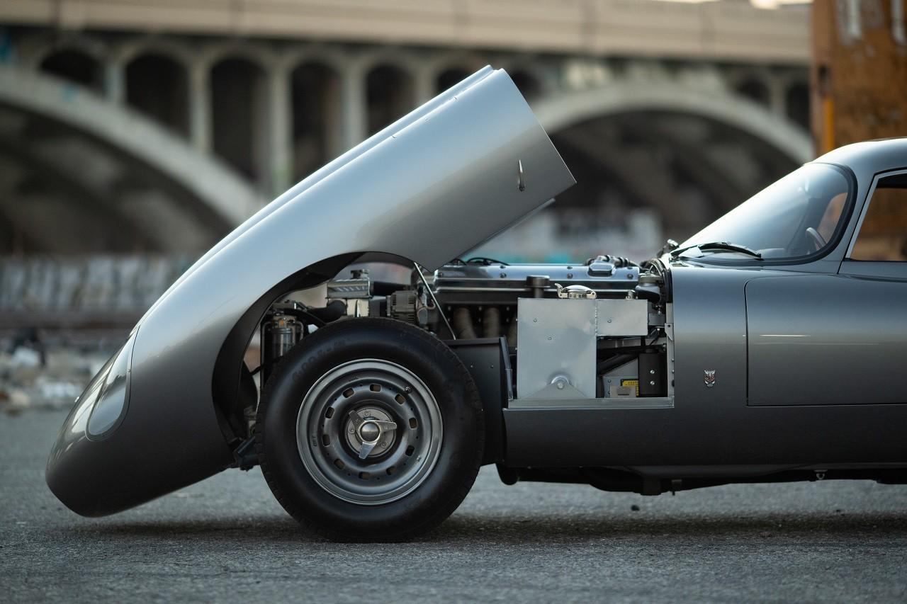 """Foto de Jaguar E-Type Low Drag Coupé """"OWL226"""" (20/21)"""