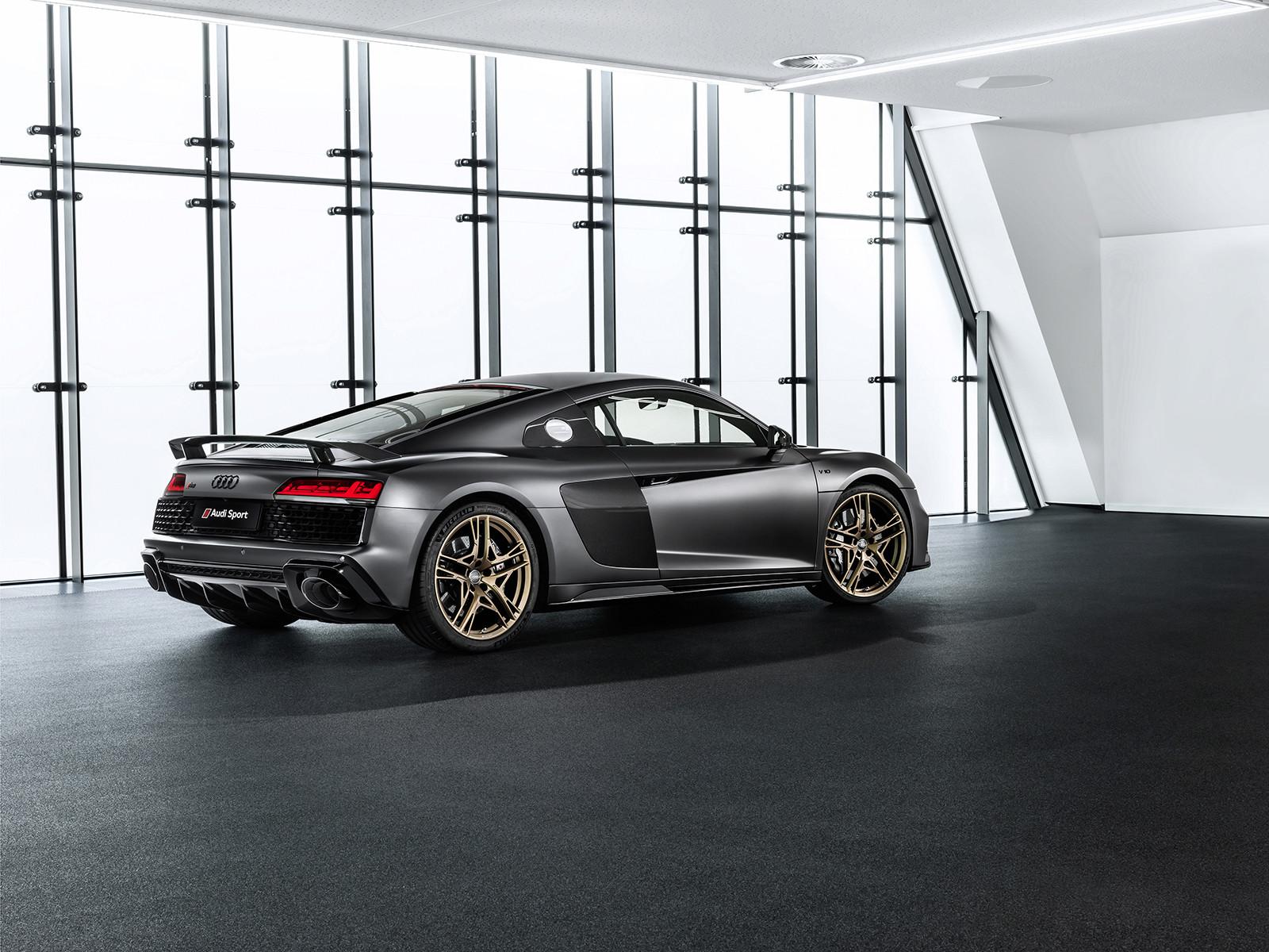 Foto de Audi R8 Decennium (11/13)