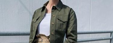 Las chaquetas de estilo militar serán las estrellas de nuestro armario este otoño y estos modelos son un must have