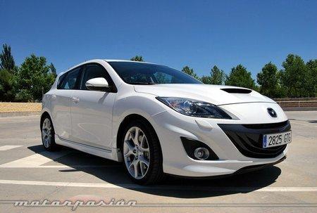 Mazda3 MPS, prueba (parte 1)