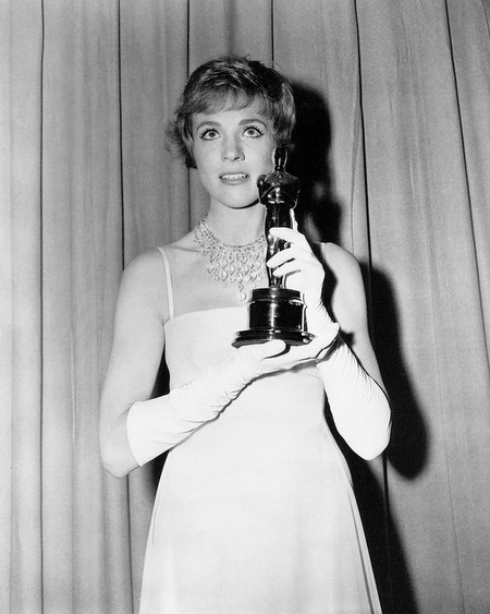 Julie Andrews En Los Oscar 1965