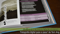 """Un libro que no puede faltarte en casa: """"Fotografía digital paso a paso"""" de Tom Ang"""
