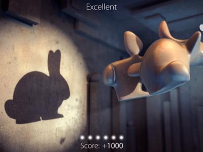 Shadowmatic llega a Android, así es el famoso rompecabezas basado en sombras