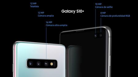 Camara Galaxy S10 Ba6
