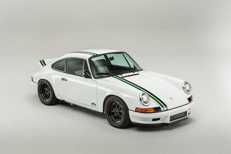Porsche 911 Le Mans Classic Clubsport: un espectacular restomod... a precio de GT2 RS