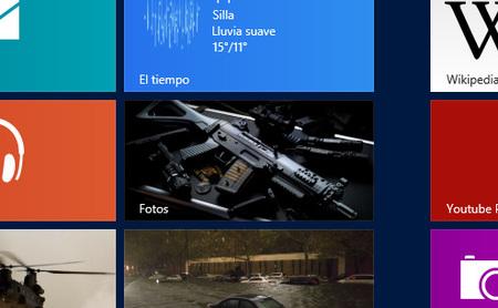 Modificación del icono LiveTile de la aplicación