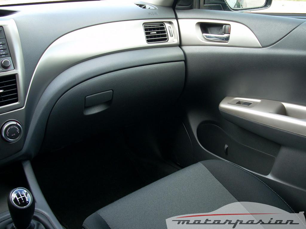 Foto de Subaru Impreza Sport (prueba) (11/32)