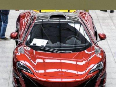 No lo llames 675LT, así es el McLaren 688 High Sport