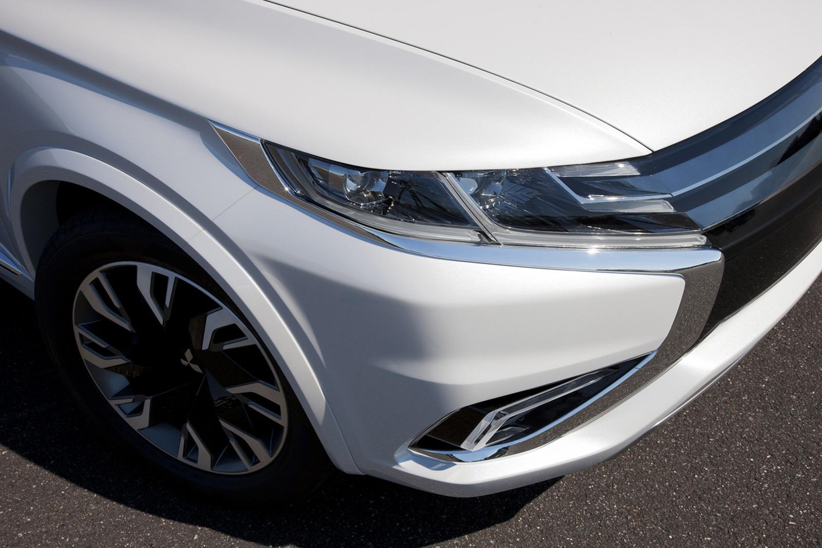 Foto de Mitsubishi Outlander PHEV Concept-S (48/49)