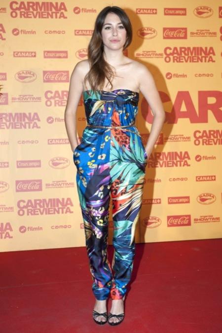 """Estreno de """"Carmina o Revienta"""" en Madrid"""
