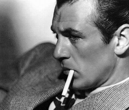 Gary Cooper, el nacimiento de la elegancia masculina