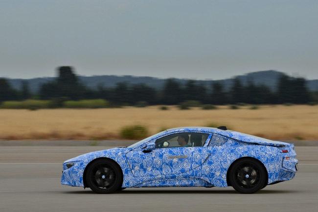 Foto de BMW i8 Prototipo (6/9)