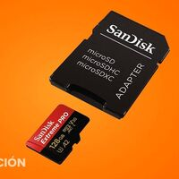 Con esta tarjeta de memoria tendrás un montón de GBs para tu smartphone por muy poco dinero: SanDisk Extreme PRO microSDXC de 128 GB por 23,99 euros en Amazon