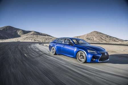 Lexus Gs F 2016 (13)