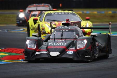 Jota 24 Horas De Le Mans Wec 2021