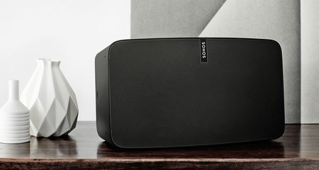 Sonos Play5 Black Living Room Speaker