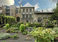 El jardín secreto del museo de Rubens